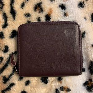 Vintage Buxton Velvet Nappa Cowhide Wallet